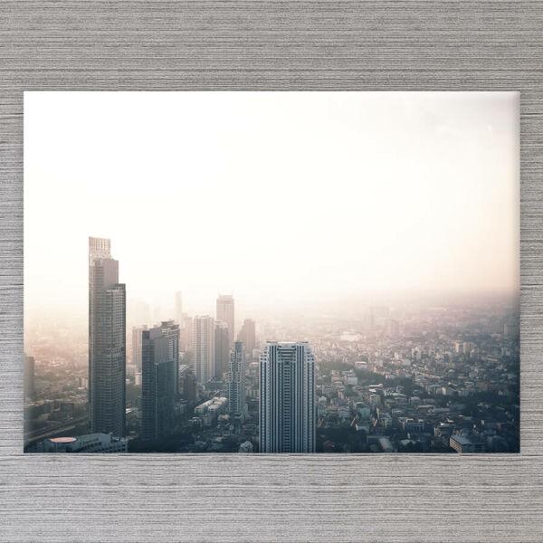 Vászonkép Bangkok Felhőkarcoló - 50x40 cm