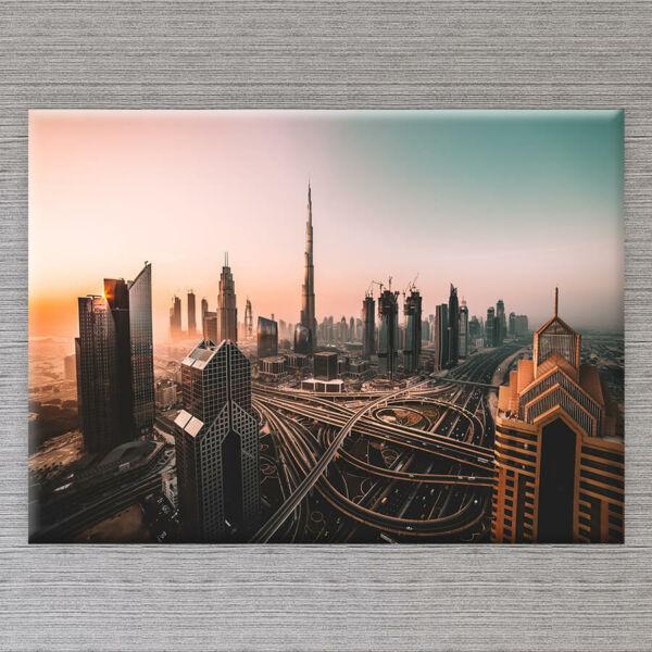 Vászonkép Dubai - 50x40 cm