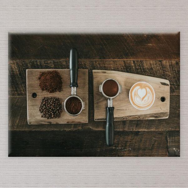 Vászonkép Konyhába - 50x40 cm