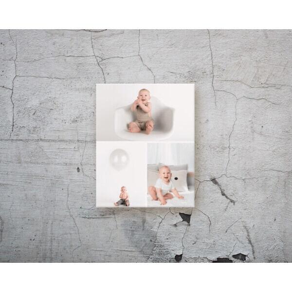 Vászonkép saját fotóidból 50x40 cm