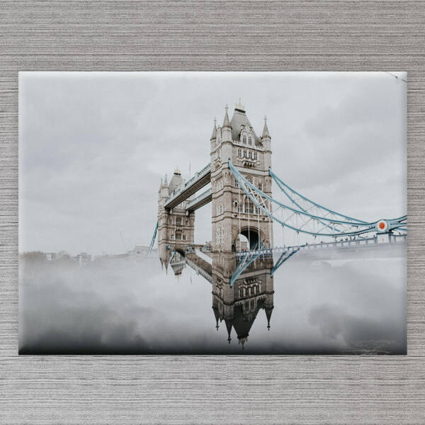 Vászonkép Tower Bridge - 50x40 cm