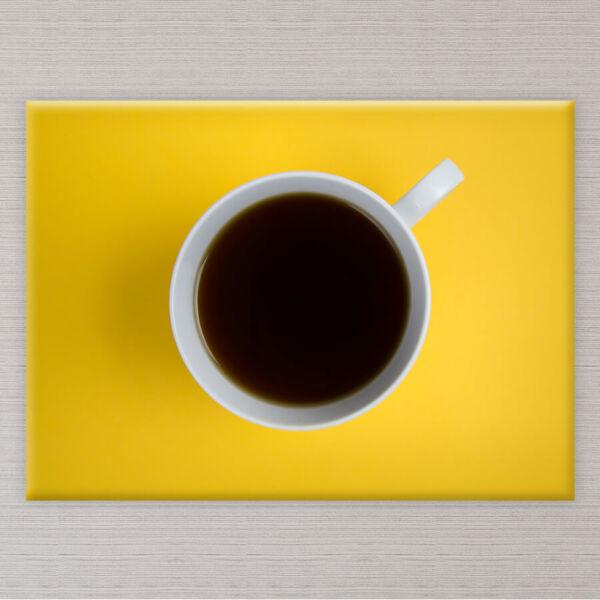 vászonkép kávés bögre konyhába