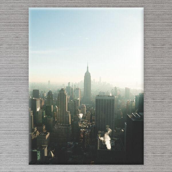 vászonkép New York felhokarcolók