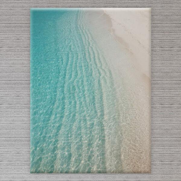vászonkép tengerpart nappal